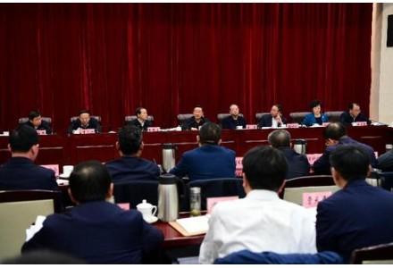 全国政协常委李朋德高质量履职服务地质调查事业高质量发展