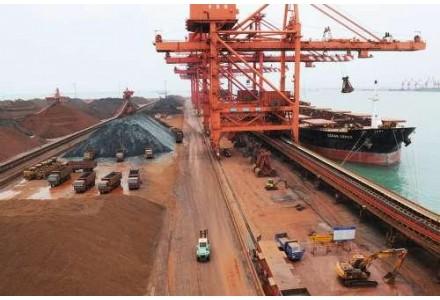 电炉利润大增快速复产,铁矿港库增超140万吨