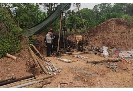 江西省地质局赣西队成功中标水泥用灰岩矿项目