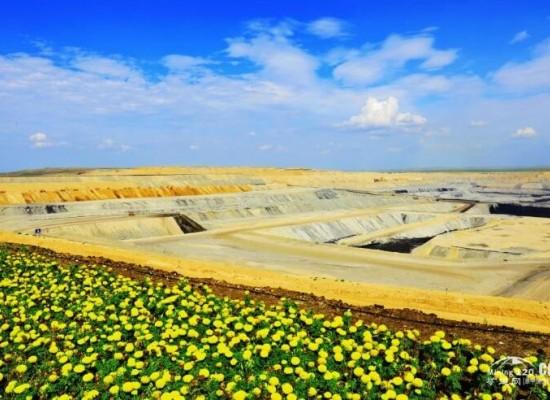 沃伊西湾地下扩建工程成功交付了第一批矿石