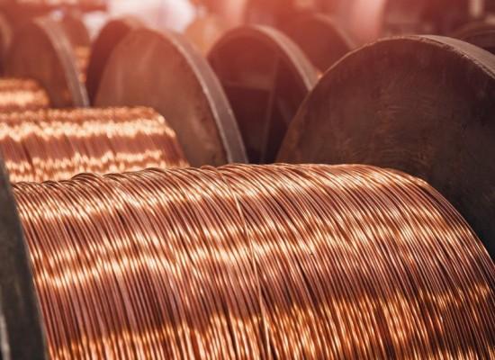中国将释放战略铜储备 铜价暴跌5%