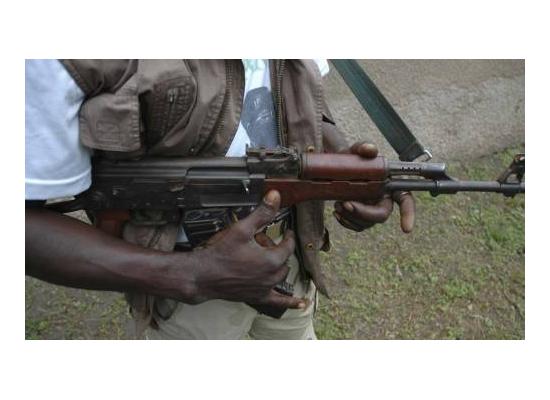 尼日利亚警方:持枪歹徒绑架4名中国铁路建筑工人