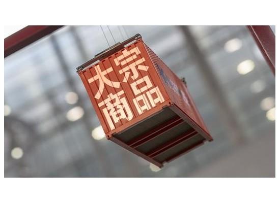 中國大宗商品指數連續兩個月下降