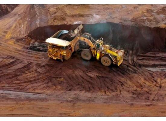 全球铁矿石巨头巴西淡水河谷正在测试自动驾驶卡车