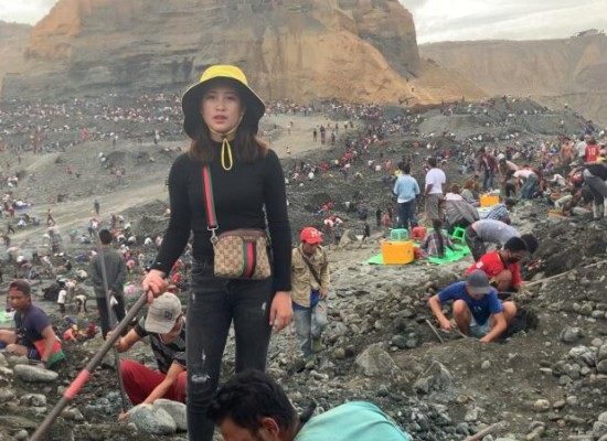 缅甸翡翠矿区再次发生塌方事故3人死亡