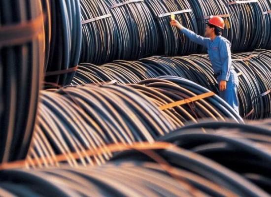 2020年全球钢铁需求下降0.2%达到18.74亿吨
