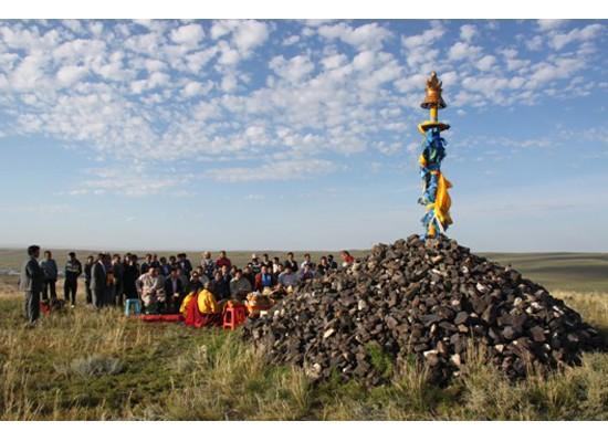 蒙古图木尔廷敖包锌矿建设绿色矿山