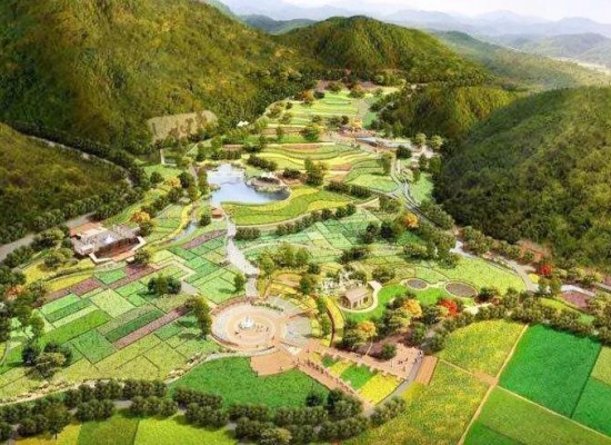 張家口宣化區修復礦山遺址1.79萬畝