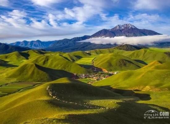 祁连山国家公园(青海省)核实78项矿业权