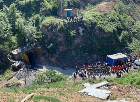 青海柴达尔煤矿事故致1死19人被困,省煤监局一周前曾检查该矿