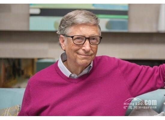 比尔盖茨投资锑电池1.44亿美元