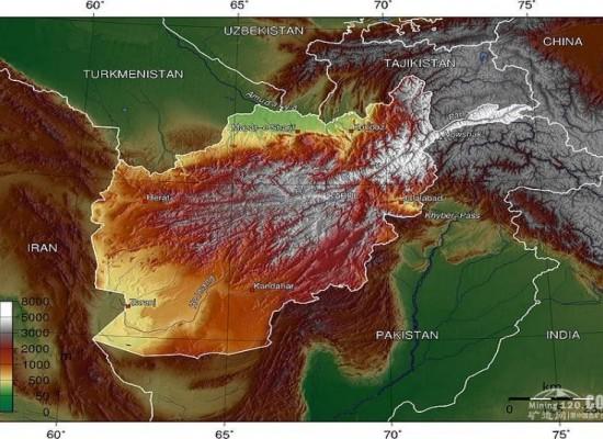 阿富汗有哪些矿产资源呢?