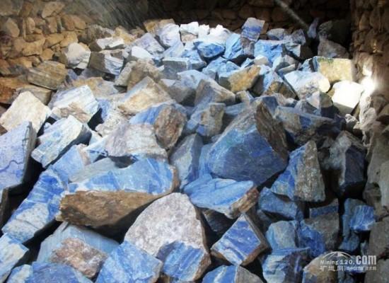 亞洲中西部富國:阿富汗已探明的礦藏超過1400種
