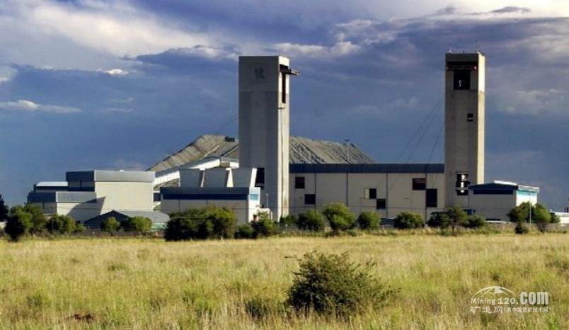 南非Weltevreden金矿-32