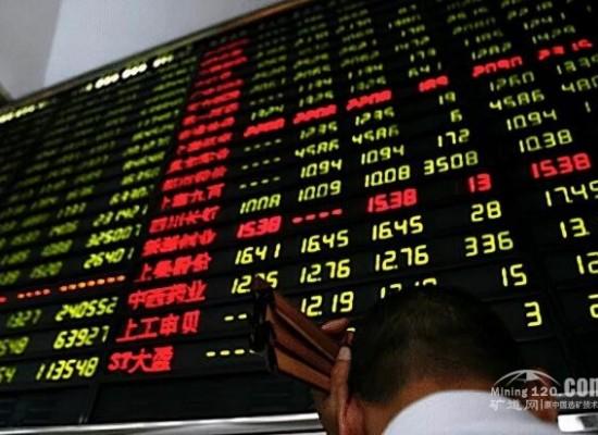 铁矿石和铜价下跌或引起矿业类股暴跌