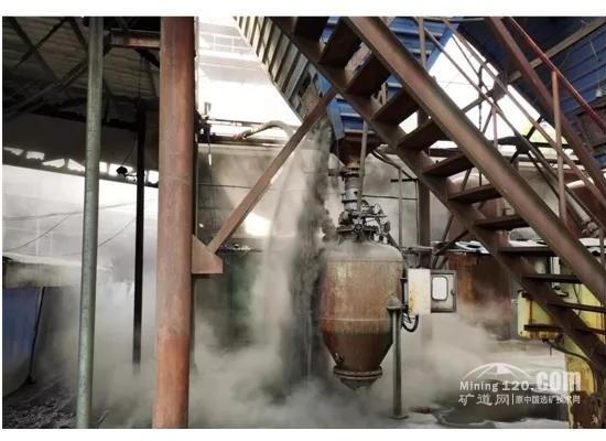 安源发电厂未按要求收集处理排渣口烟尘