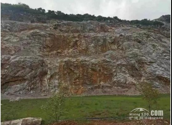江西乐平万年青水泥有限公司绿色矿山创建不严不实