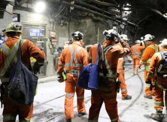 巴西矿业巨头淡水河谷公司发生事故 39名矿工被困井下