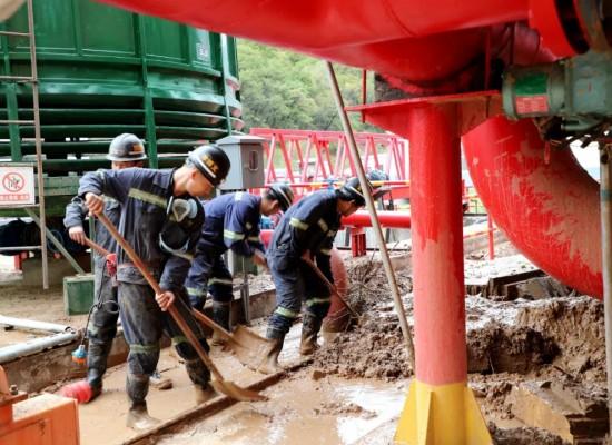近日暴雨导致陕煤集团黄陵矿业集团损失2亿元